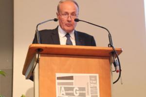 Jacques Lemare, élu au Conseil d'administration de l'AVICCA