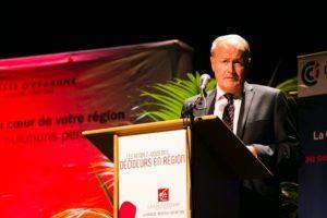 Eure-et-Loir Numérique participe aux rencontres des Décideurs en Région